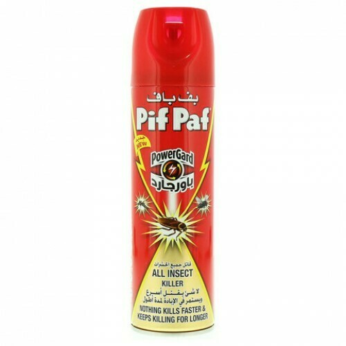 Pif Paf  Mosquito & Fly Killer 400ml