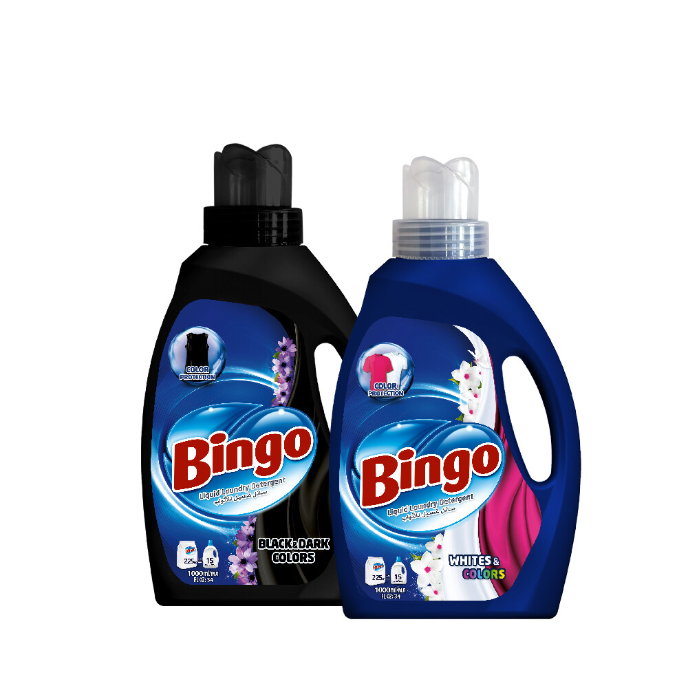 Bingo Matic Liquid Detergent 1000ml
