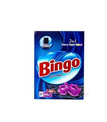 Bingo Laundry Detergent Powder Automatic 450g