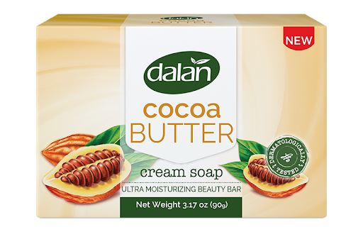 Dalan Cocoa Butter Cream Soap