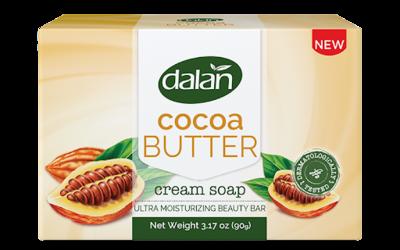 Dalan Cocoa Butter Cream Soap