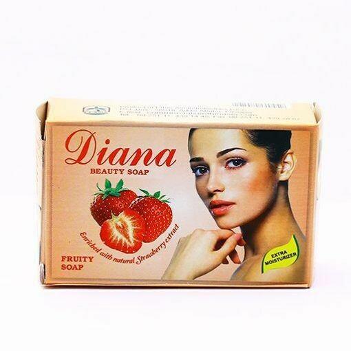 Diana Beauty Soap 80g