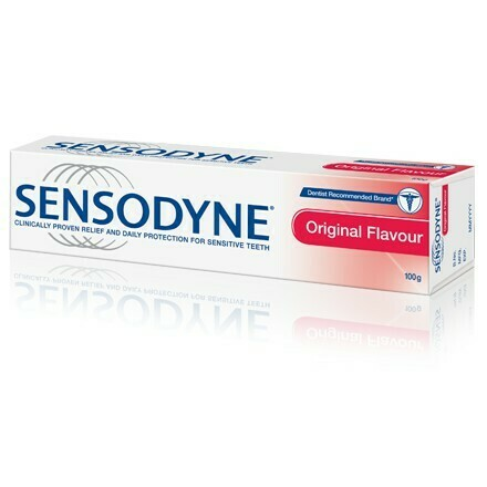 Sensodyne Original Flavour