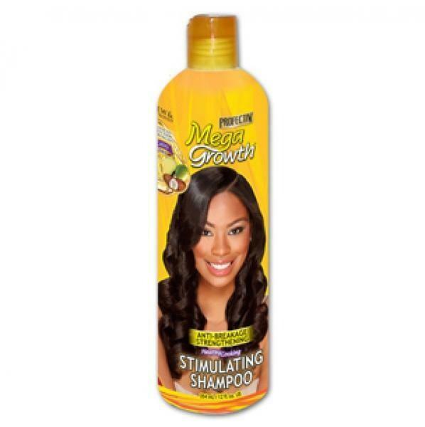 Mega Growth Hair Shampoo