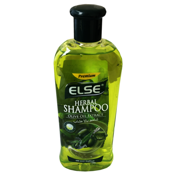 Else Herbal Shampoo Olive Oil Extract 500ml