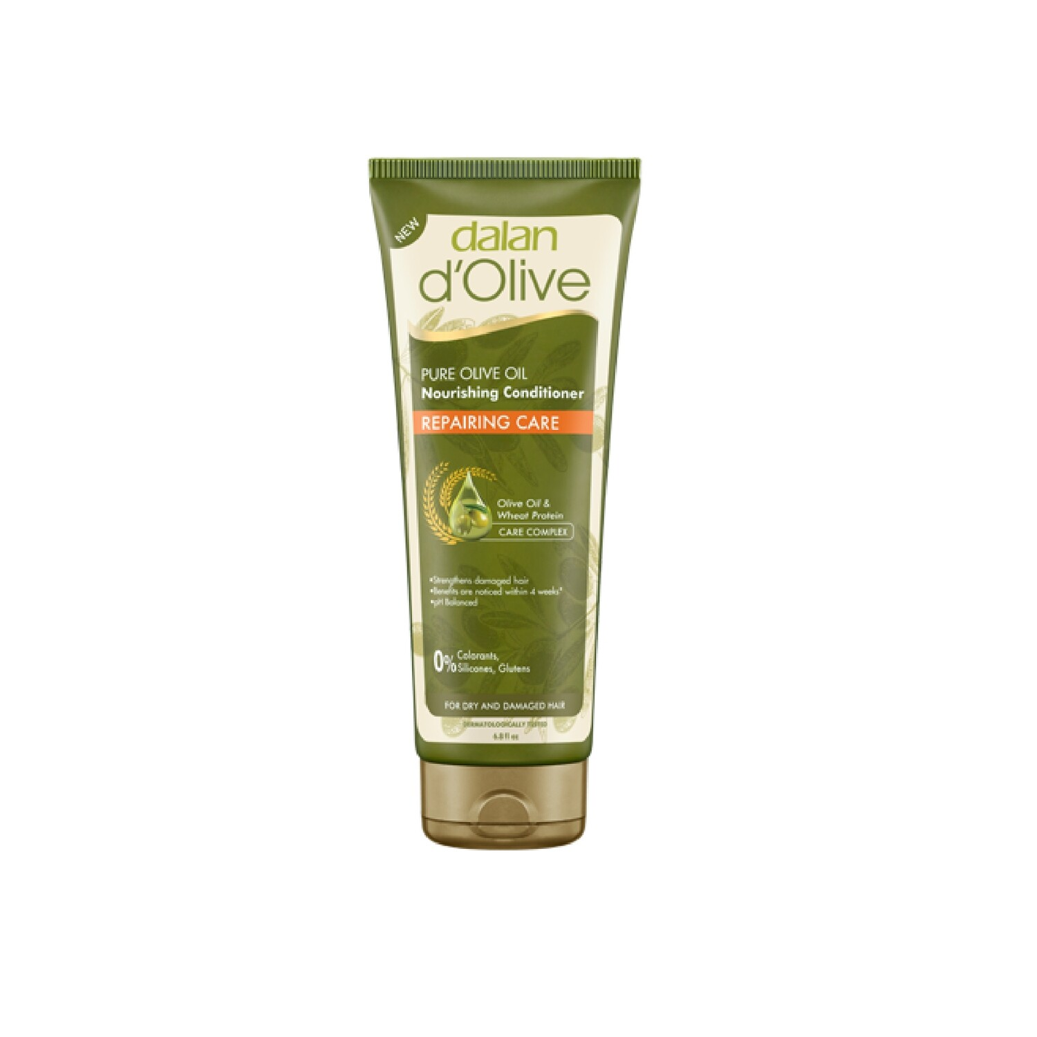d'Olive Pure Olive Oil Nourishing Conditioner 200ml