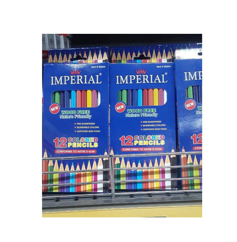 Imperial 12 Colored Pencil