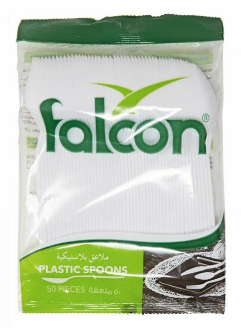 Faicon Economy Pack 50pc Plastic Fork