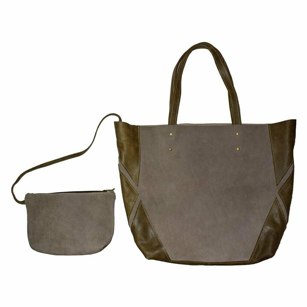 TURMERIC TOTE HAND BAG