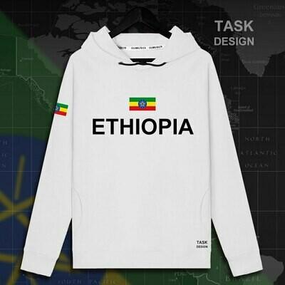 Men Hoodie Ethiopian-Horn Clothing Sweatshirt Pullovers Tracks Street-Wear Africa of