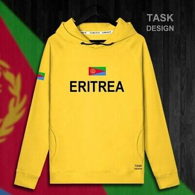 Hoodies Men Streetwear-Clothing Eritrea Tracksuit Sweatshirt Pullovers Flag Nation New