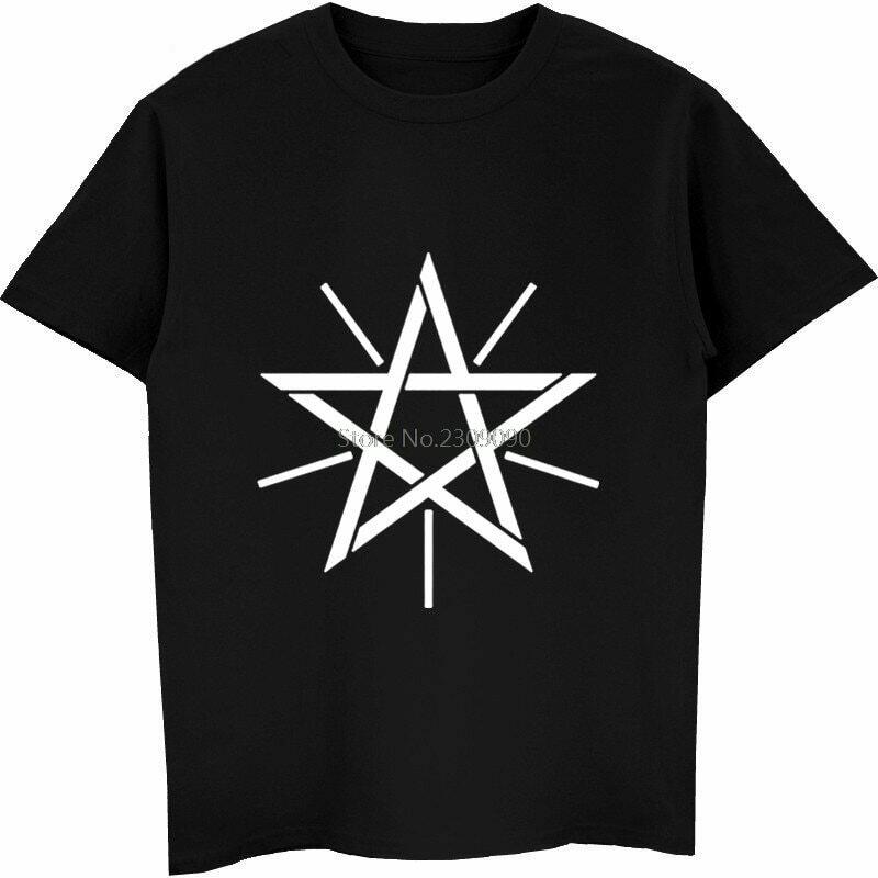 T-Shirt Men Tees Short-Sleeve Harajuku Streetwear Cotton Summer Fashion Tops Camisetas