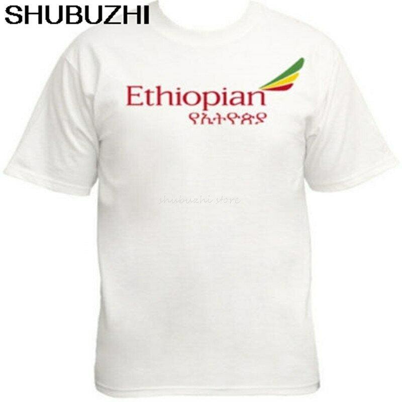 ETHIOPIAN Airlines Airplane Travel T-shirt sbz4440