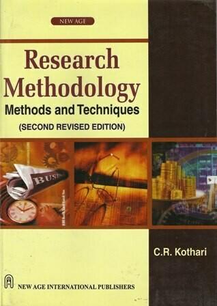 Research Methodology [by] በ C.R. Kothari