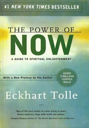 The Power of Now [by] በ Eckhart Tolle