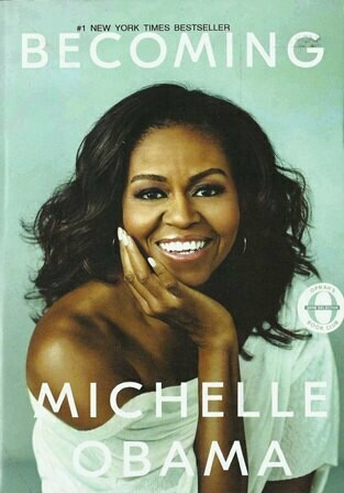 Becoming Michelle Obama [by] በ Michelle Obama