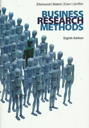 Business Research Methods [by] በ Zimund .