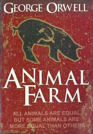 Animal Farm [by] በ George Orwell