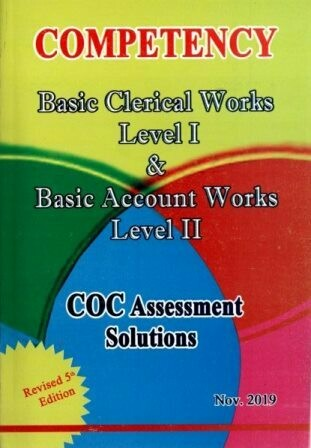 Competency Basic Clerical Works Level I and Basic Account Works Level II [by] በ COC Assessment