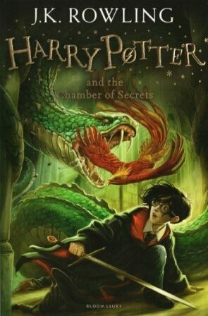 Harry Potter and the Chamber of Secrets [by] በ J.K. Rowling