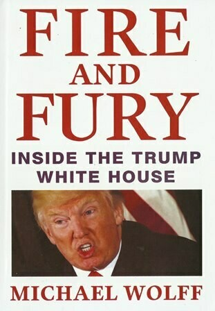 Fire and Fury : Inside The Trump White House [by] በ Michael Wolff