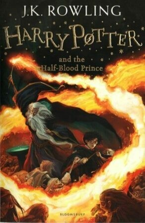 Harry Potter and the Half-Blood Prince [by] በ J.K. Rowling