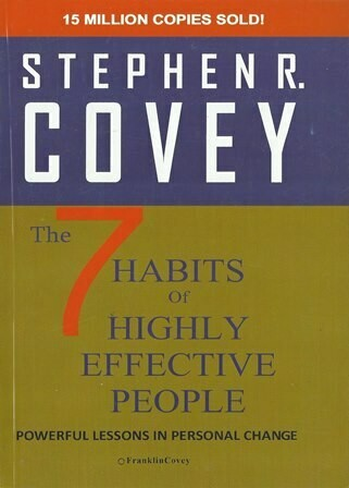 The 7 Habits of Highly Effective People [by] በ Stephen R. Covey