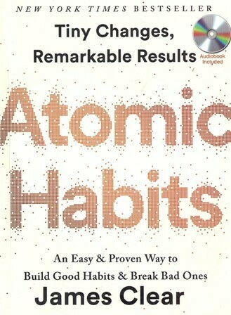Atomic Habits (with Audio CD) በ James Clear