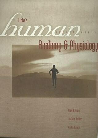 Human Anatomy & Physiology By David Shier
