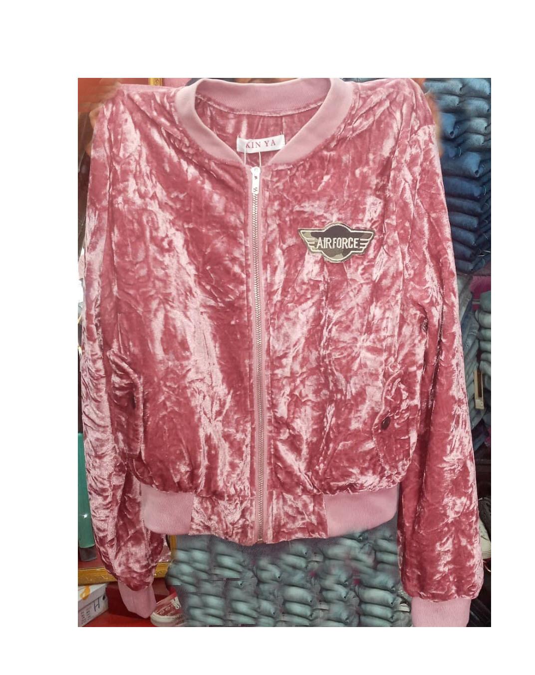 Women's jacket (የሴቶች ጃኬት)