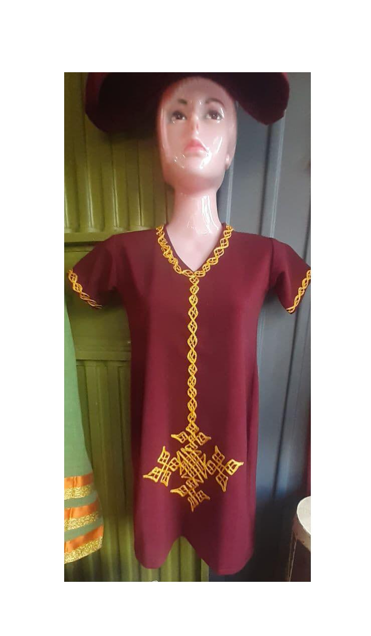 የሴቶች የባህላዊ አላባሽ women's Traditional Colth