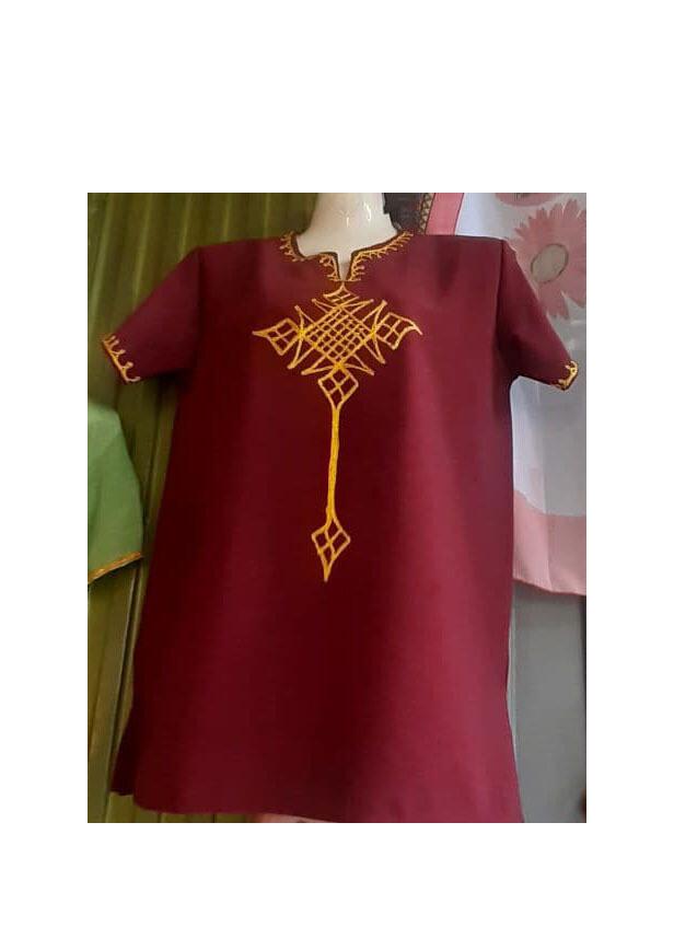 የሴቶች የባህላዊ አላባሽ Women's Traditional Cloth