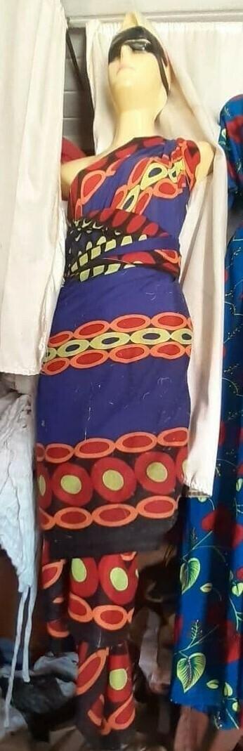 ባህላዊ ልብስ Traditional Cloth
