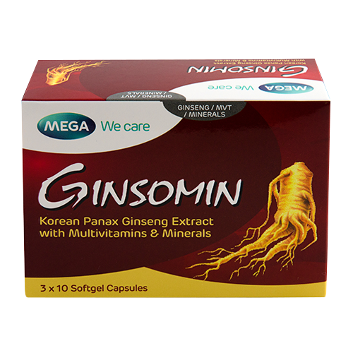 GINSOMIN