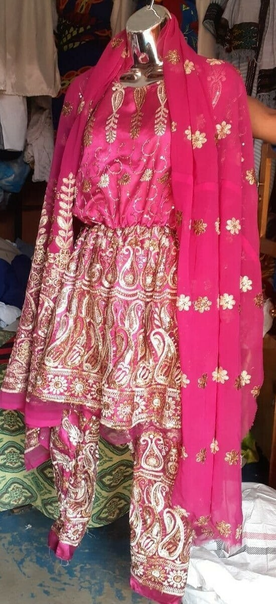 የሃረሪ ባህላዊ ልብስ Harar Traditional Cloth