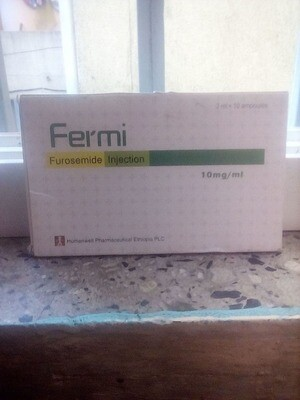 Furosemide Injection 10mg/ml