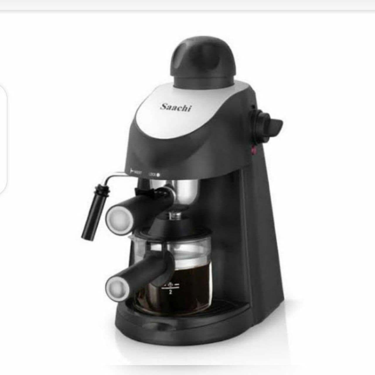 የቡና መጭመቂያ ማሽን Saachi Coffee Press