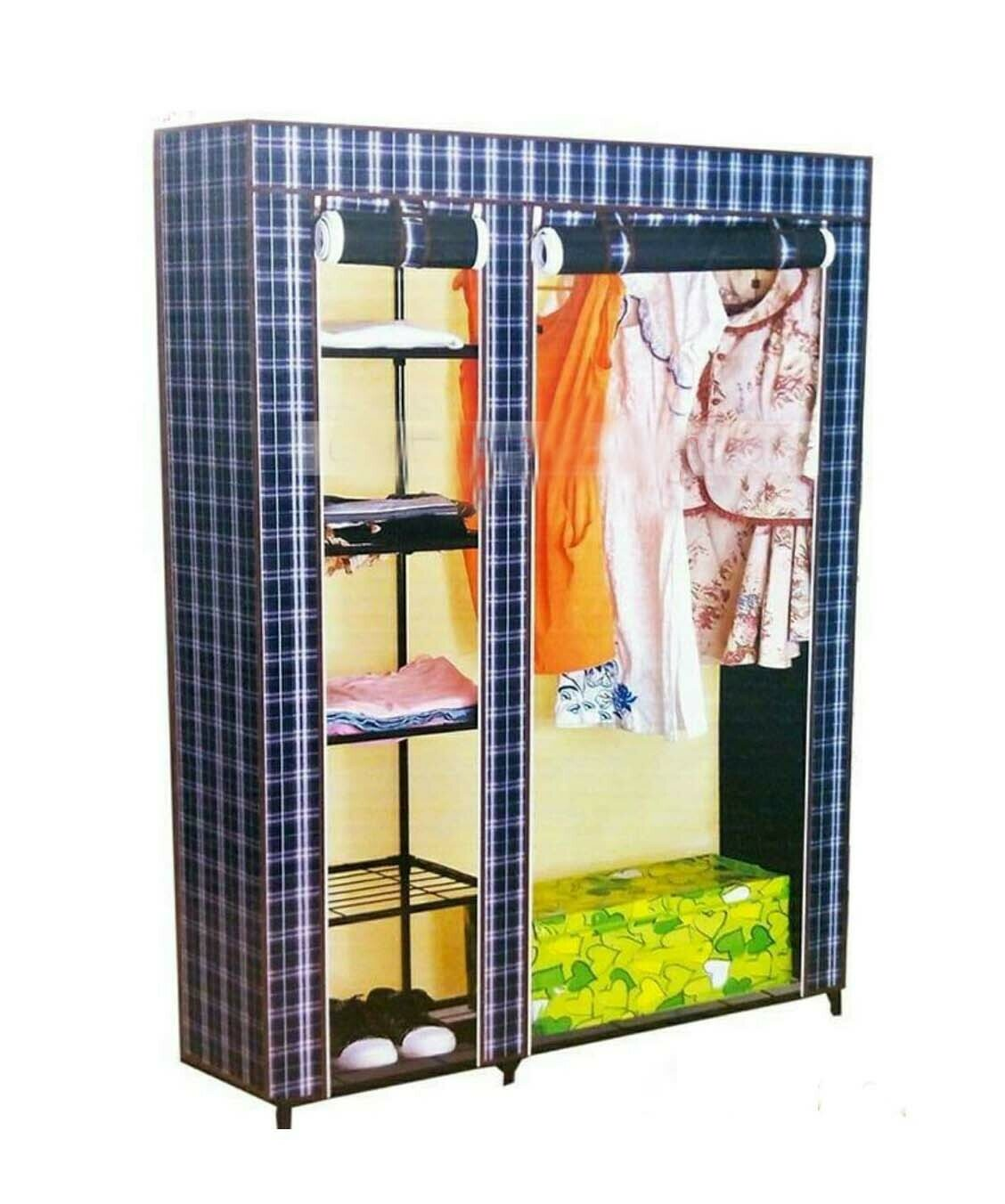 የልብስ ቁምሳጥን Cloth Cupboard