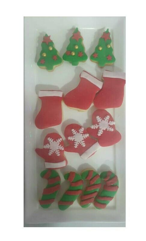 Christmas Cookies የገና ኩኪስ (Ethiopia Only)