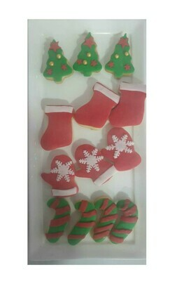Christmas Cookies የገና ኩኪስ (Ethiopia Only)