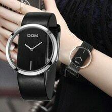 Clock Girl Quartz-Watch DOM Luxury Dress Montre Saati Wrist Female Top-Brand Relogio