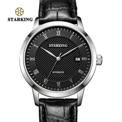 Mechanical-Wristwatch STARKING Automatic Business-Watch Dial Relogio Masculino AM0187