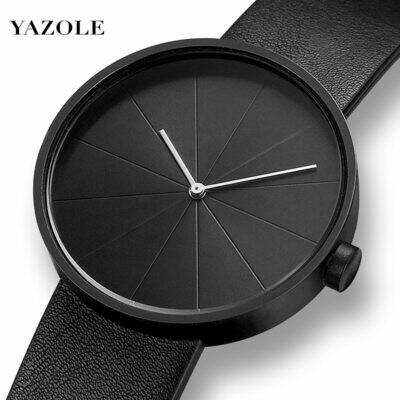Quartz Watches Waterproof Yazole Top-Brand Reloj Mens Luxury Hombre Casual New
