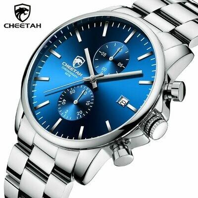 Waterproof Clock Business-Wristwatch Men Watch CHEETAH Luxury Sports Top-Brand Fashion