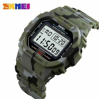 Digital Watch Military Skmei-1471 Waterproof Sports Men Relojes Luminous Masculino Para