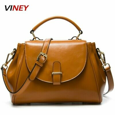 Handbag Shoulder Female Viney Joker-Bag Han-Edition Contracted Worn New