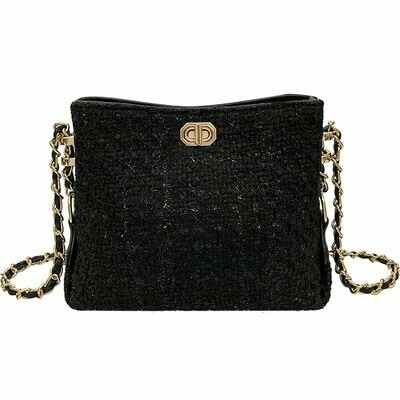 Small Bag Cros Women's Fashionable And All-Around-Chain Sense CK High-Level Autumn Winter
