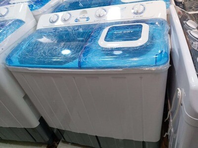 Smart Washing Machine 10 KG Manual system For the perfect wash