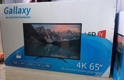 Gallaxy Smart LED TV 65 inch ጋላክሲ ስማርት ቲቪ 65 ኢንች
