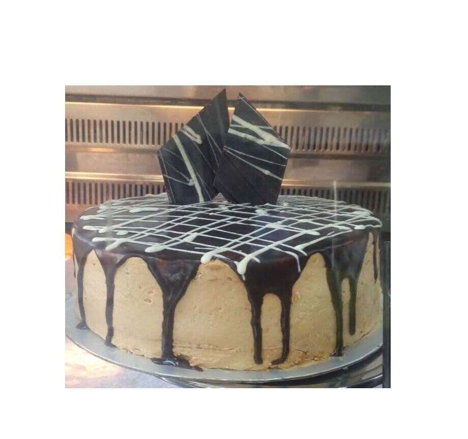 Hilten Hotel Opera Cake ሂልተን ሆቴል ኬክ (Ethiopia Only)